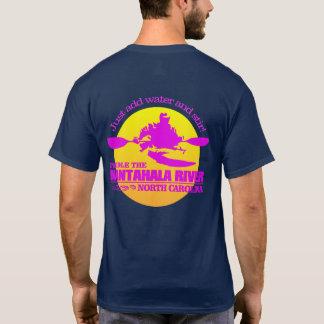 Camiseta Rio de Nantahala (por do sol)
