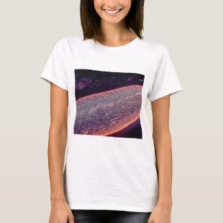 Camiseta rio do fogo derretido