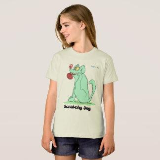 Camiseta Riscando o cão