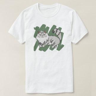 Camiseta Risco Siberian