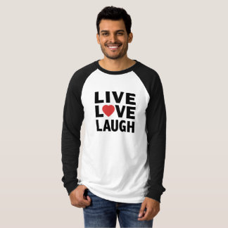 Camiseta Riso vivo do amor