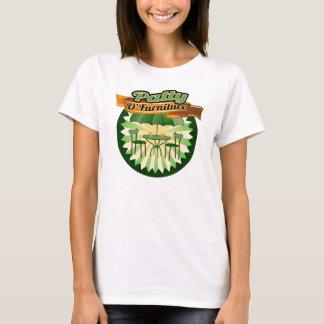 Camiseta Rissol O'Furniture, chalaça do dia de St Patrick