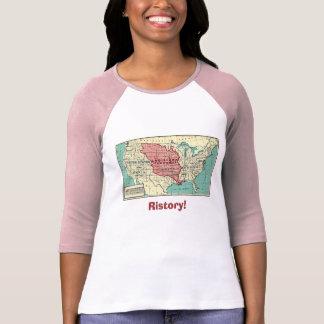 Camiseta Ristory! Compra do LA