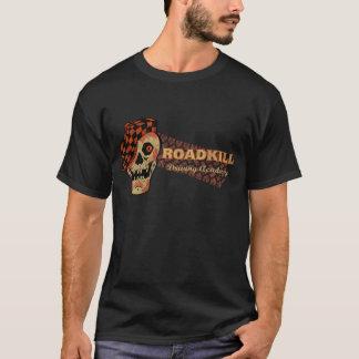 Camiseta Roadkill que conduz o t-shirt da academia