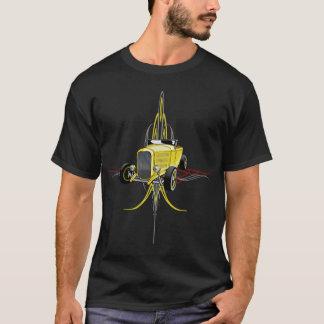 Camiseta Roadster listrado do Olá!-Menino