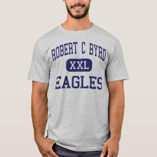 Camiseta Robert C Byrd - Eagles - altos - Clarksburg