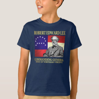 Camiseta Robert E Lee (general comandante)
