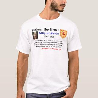 Camiseta Robert o Bruce