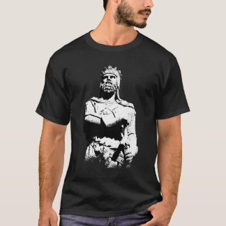 Camiseta Robert o Tshirt Customisable liso de Bruce