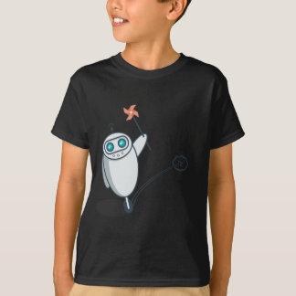 Camiseta Robô brincalhão
