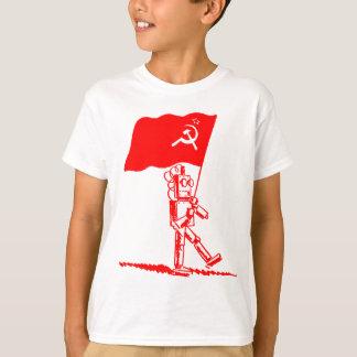 Camiseta Robô comunista