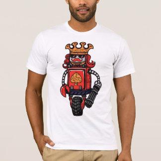 Camiseta Robô dos desenhos animados