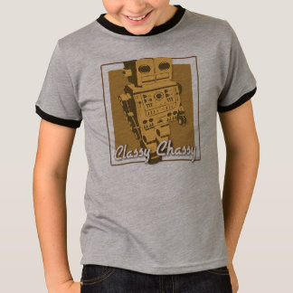 Camiseta Robô elegante de Chassy
