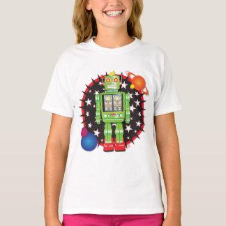 Camiseta Robô icónico