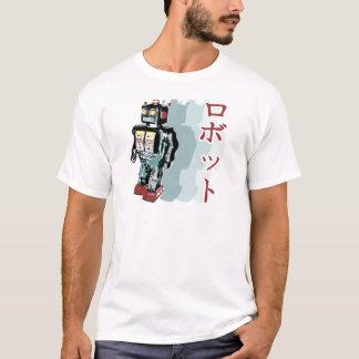 Camiseta Robô japonês