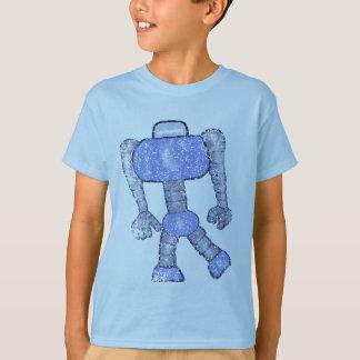 Camiseta Robô retro do vintage