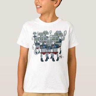 Camiseta Robôs do tumulto
