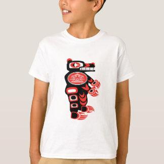 Camiseta Robótica do urso