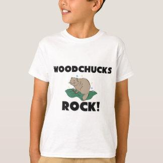 Camiseta Rocha das marmotas