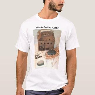 Camiseta rocha do animal de estimação