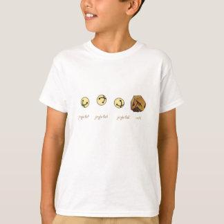 Camiseta rocha do sino de tinir
