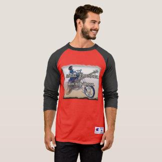 Camiseta Rocha do trovão & rolo de aço 2