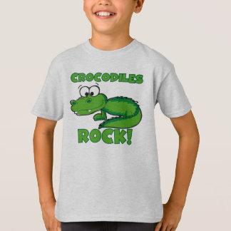 Camiseta Rocha dos crocodilos