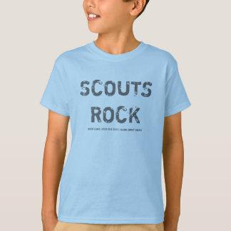 Camiseta Rocha dos escuteiros