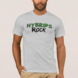 Camiseta Rocha dos híbrido