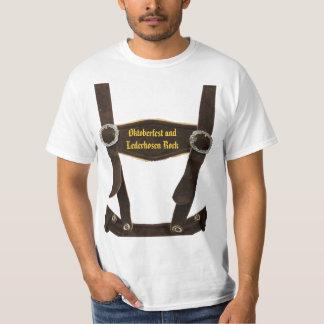 Camiseta Rocha dos Lederhosen do und de Oktoberfest