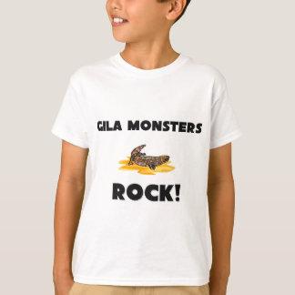 Camiseta Rocha dos monstro de Gila