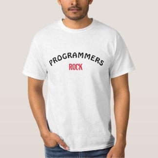 Camiseta Rocha dos programadores