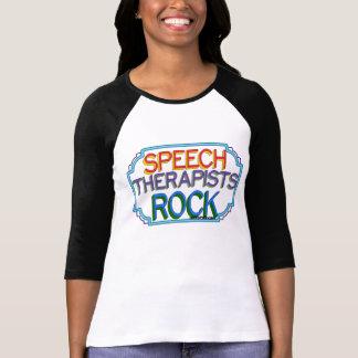 Camiseta Rocha dos terapeutas de discurso