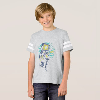 Camiseta Rocha estúpida