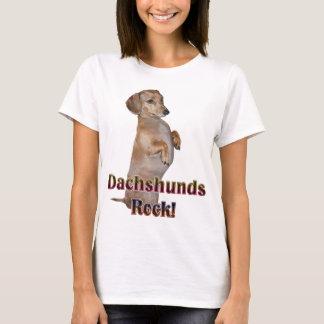 Camiseta Rocha Lilly dos Dachshunds