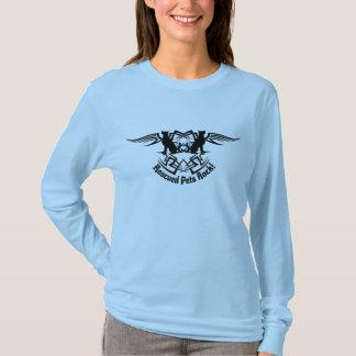Camiseta Rocha Recued dos animais de estimação! T-shirt