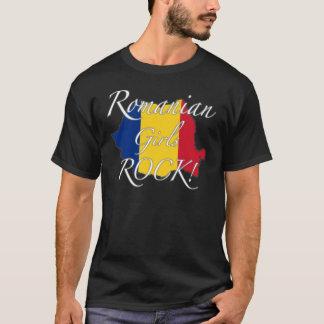 Camiseta Rocha romena das meninas!
