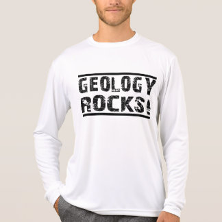Camiseta Rochas da geologia