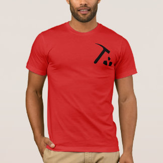 Camiseta Rochas da geologia!