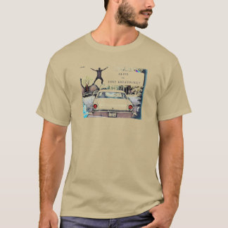 Camiseta rochas da vida