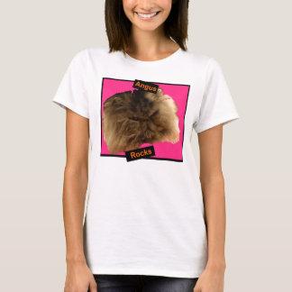 Camiseta rochas de angus