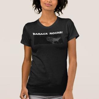 Camiseta Rochas de Barack!
