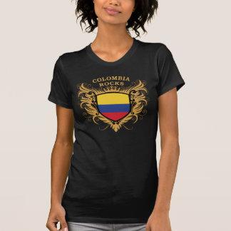 Camiseta Rochas de Colômbia