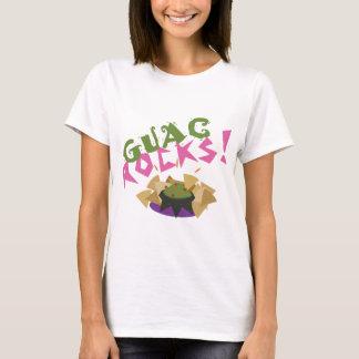 Camiseta Rochas de Guac!