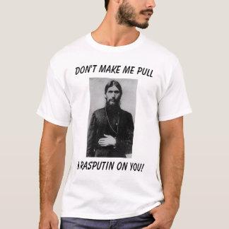 Camiseta Rochas de Rasputin