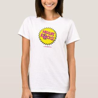 Camiseta ROCHAS DO MIDLIFE! T-shirt