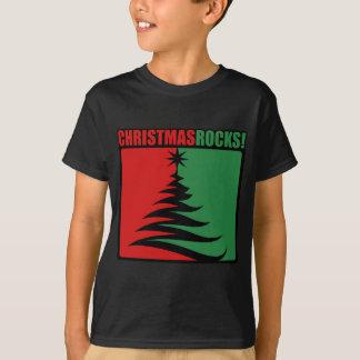Camiseta Rochas do Natal!