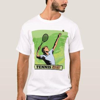 Camiseta Rochas do tênis!