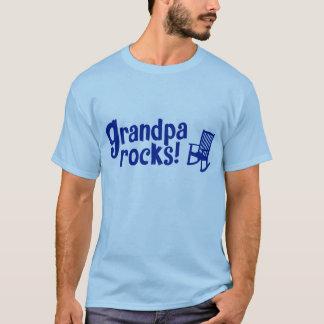 Camiseta Rochas do vovô