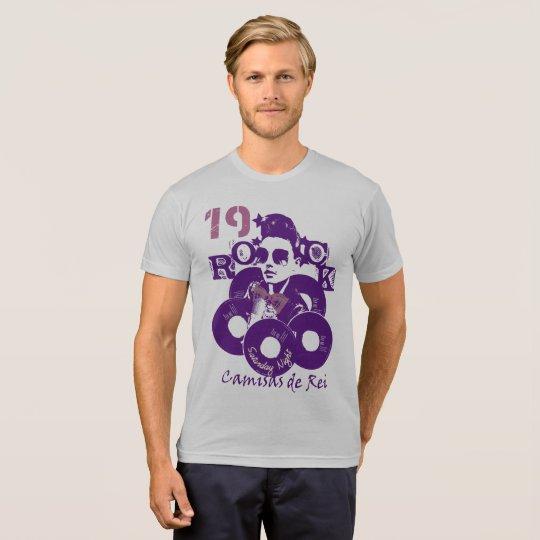 Camiseta Rock Retro
